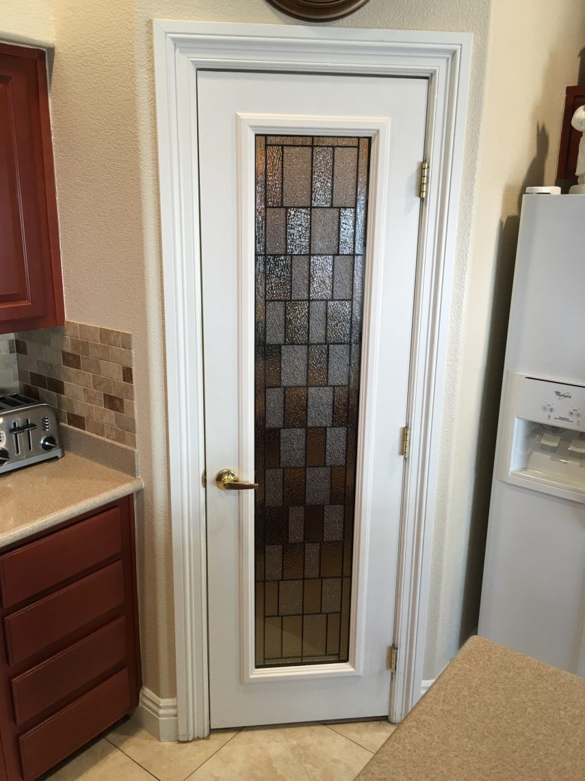 Pantry Doors - Custom Kitchen Renovation | Entry Brite
