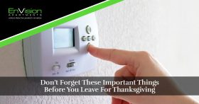 Don't Forget These Important Things Before You Leave For Thanksgiving