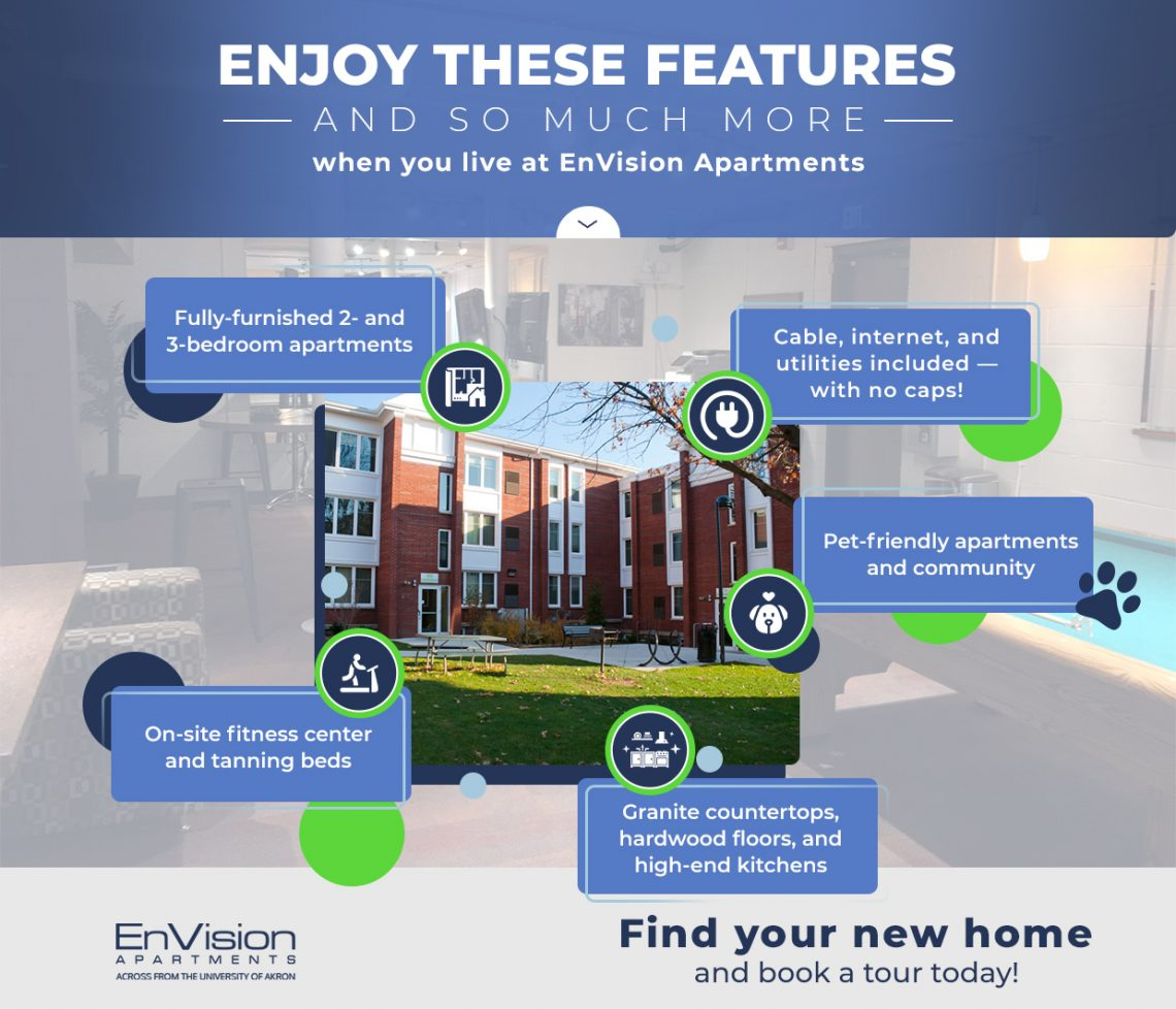 The Best Akron Apartments