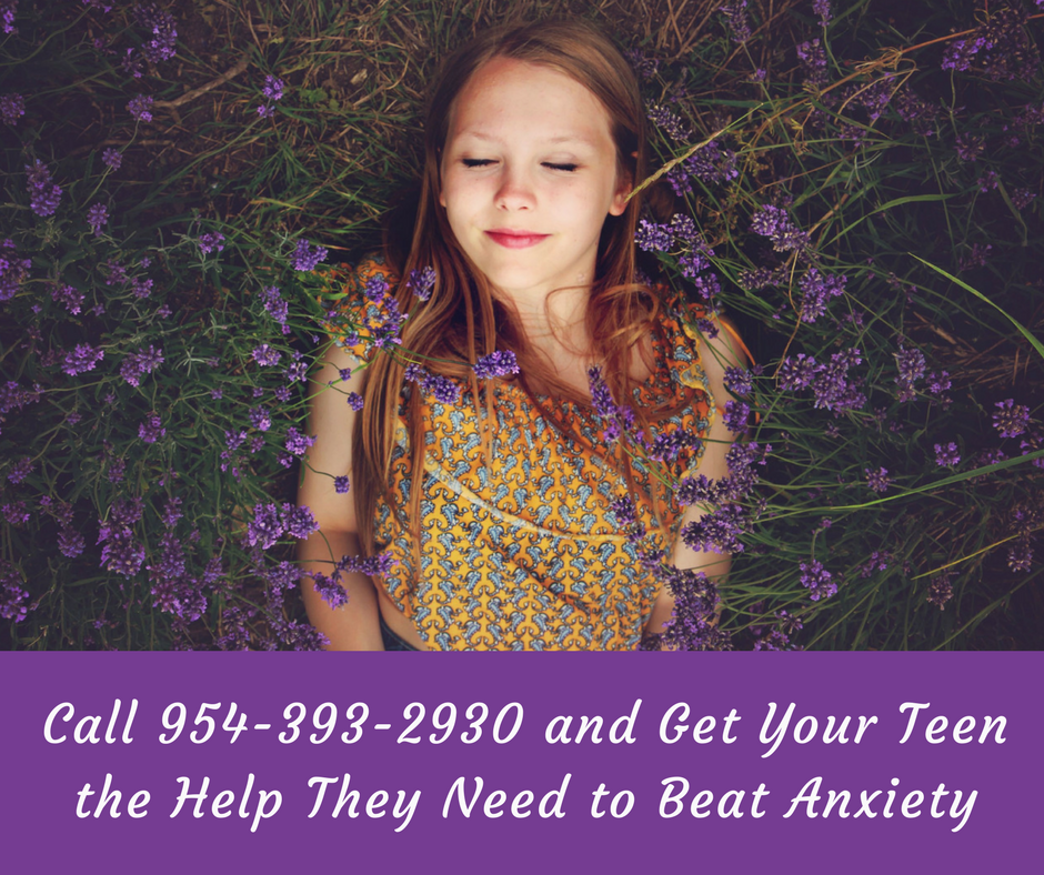 teen anxiety-teen anxiety treatment-teen therapist-Miami-Coral Gables-Ft. Lauderdale