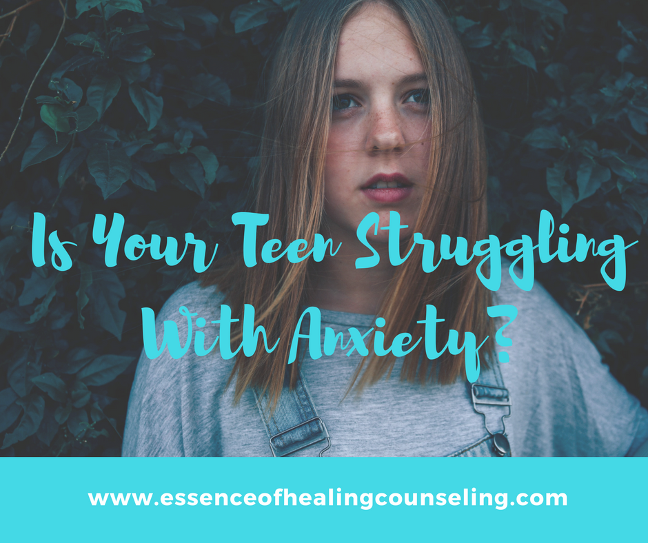 Is Your Teenager Struggling With >> Anxiety Counseling For Teens Effective Anxiety Treatment