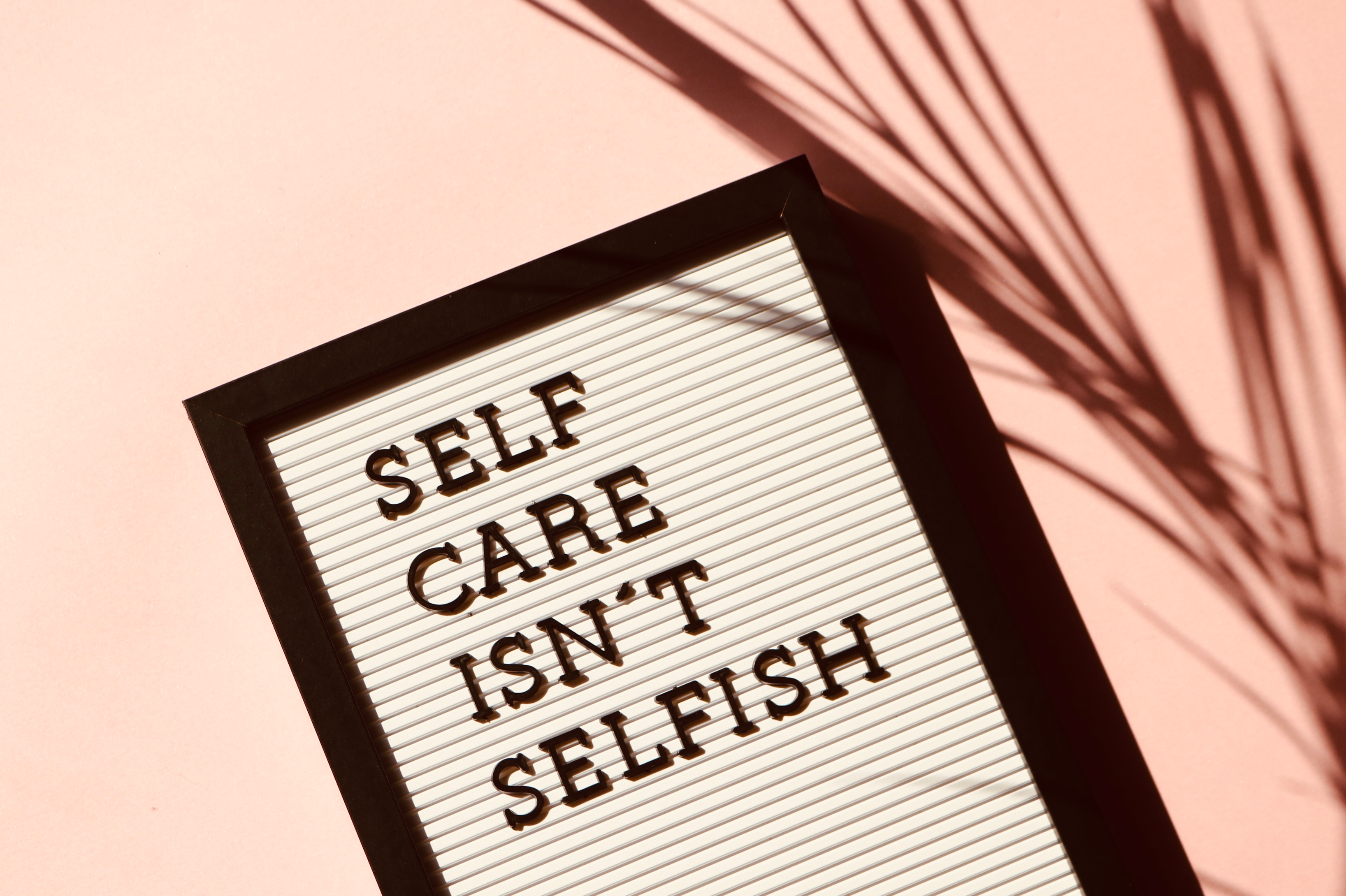 self-care as a topic for women's group online group