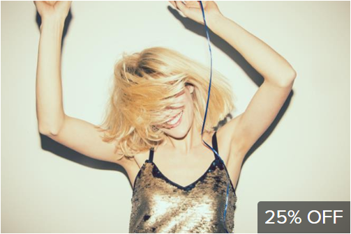 25% off Estate Dance Studio Dance Gold Dance Package