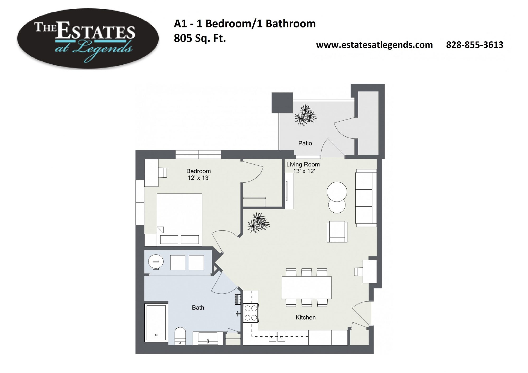 A1-2D-Floor-Plan