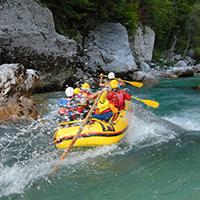 Estes Park ATV Rentals - river raft