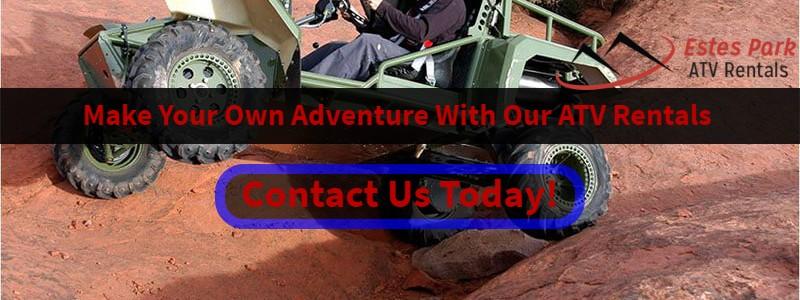 Contact Estes Park ATV rentals