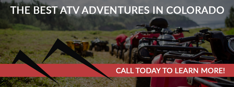 Best ATV adventures in Colorado - Estes Park ATV Rentals