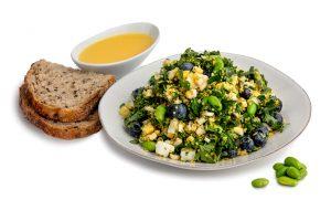 Blueberry Kale Salad