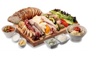 CEO Meat and Cheese Tray