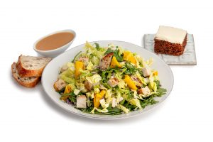 Chicken and Pickled Apple Salad