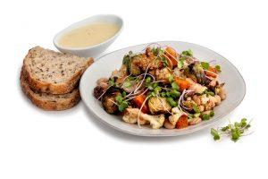 Tuscan Bean and Veggie Salad
