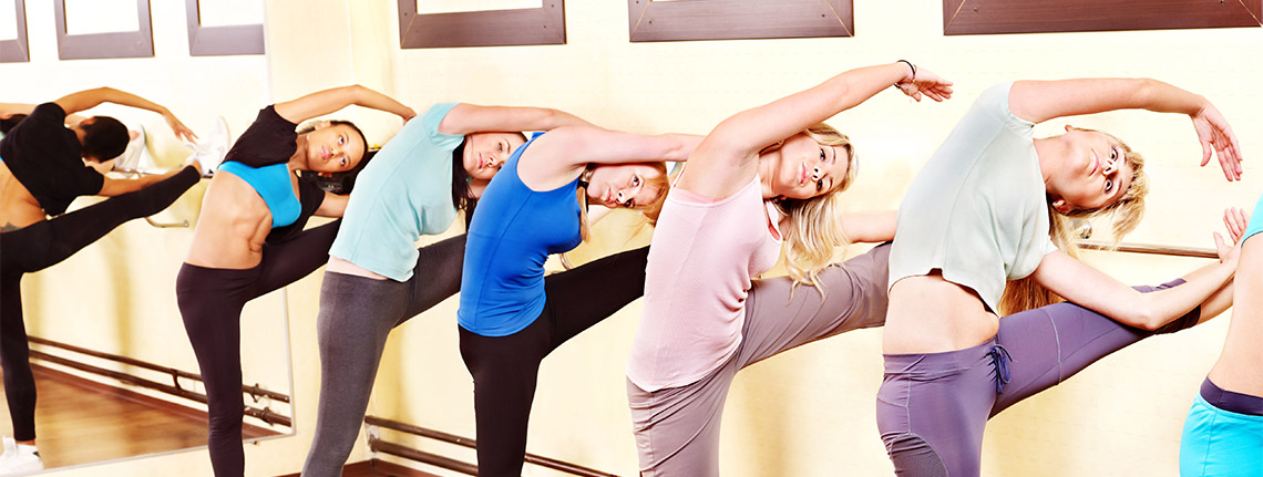 Learn more about our barre class today!