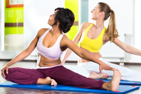 Every Body Fitness Pilates Class