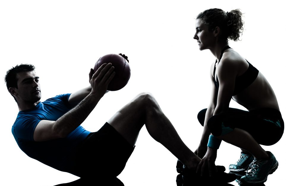 Dating a fitness trainer — 7