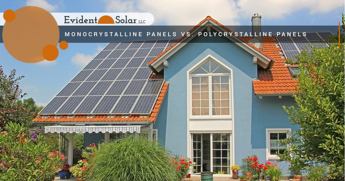 Solar Panel System Fort Collins - Monocrystalline Panels vs ...