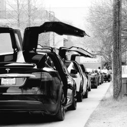 executesla, model x, model s, tesla, motors, atx, austin, wedding, getaway, get, away, black, white, hotel, vip