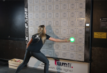 Active Wall Games | Exergame Fitness | Powered by Motion Fitness