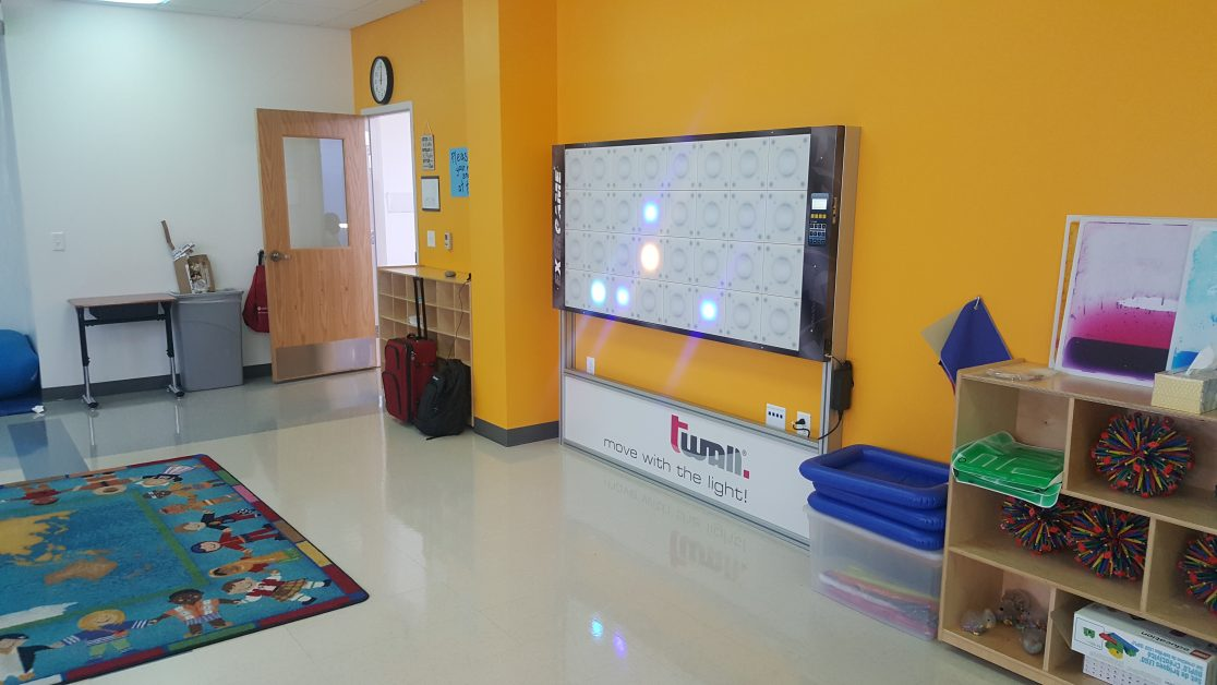 Uplift Education tWall Improves Academics