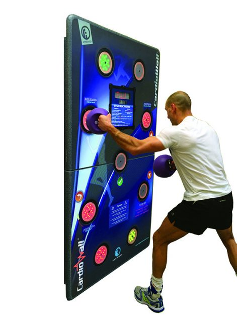 CardioWall Sports Performance Training