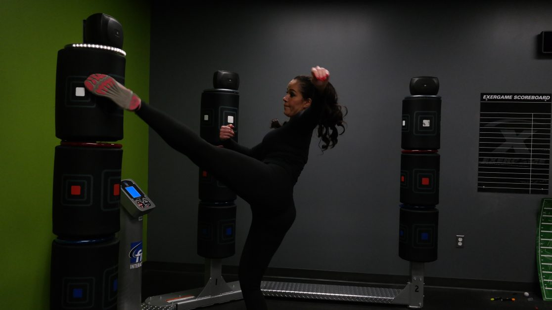 Functional Training with Interactive Fitness
