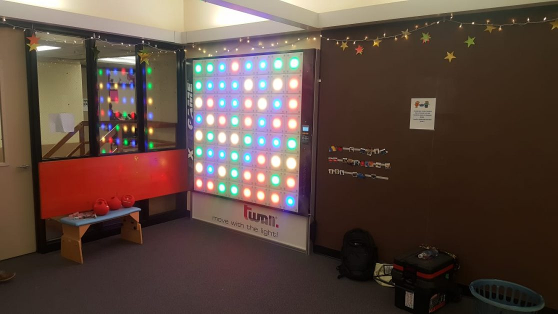 Levy Special Education Center Sensory Room