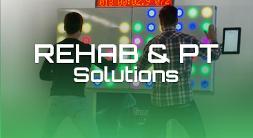 Rehab and Physical Therapy Solutions for Interactive Fitness and Exergame Products
