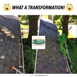 Transforming your gutter systems with gutter cleaning and repair