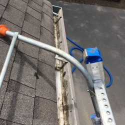 Professional gutter cleaning service in Nashville