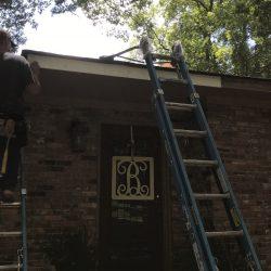 Professional Nashville gutter inspection