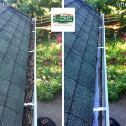 Nashville gutter cleaning helps clear out dirty gutters