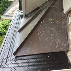 Leaf gutter guards for homes in Nashville