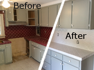 Countertop Refinishing Norfolk | Best Kitchen Countertops Hampton Roads |  Refinish Laminate Countertops VA   Expert Resurfacing