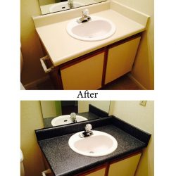 Bathroom Vanity Virginia Beach countertop refinishing chesapeake | vanity resurfacing virginia
