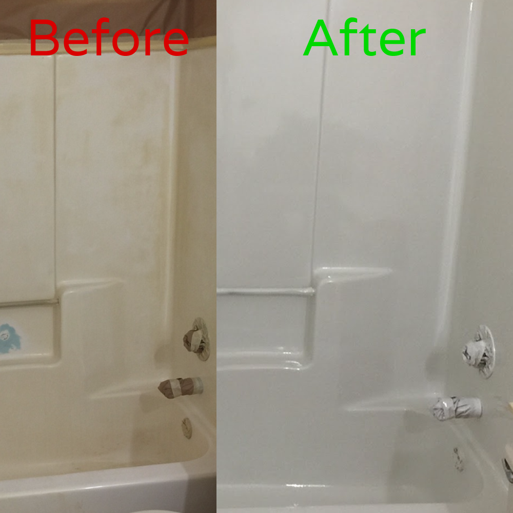 Shower Resurfacing Chesapeake | Shower Floor Tile Virginia Beach ...