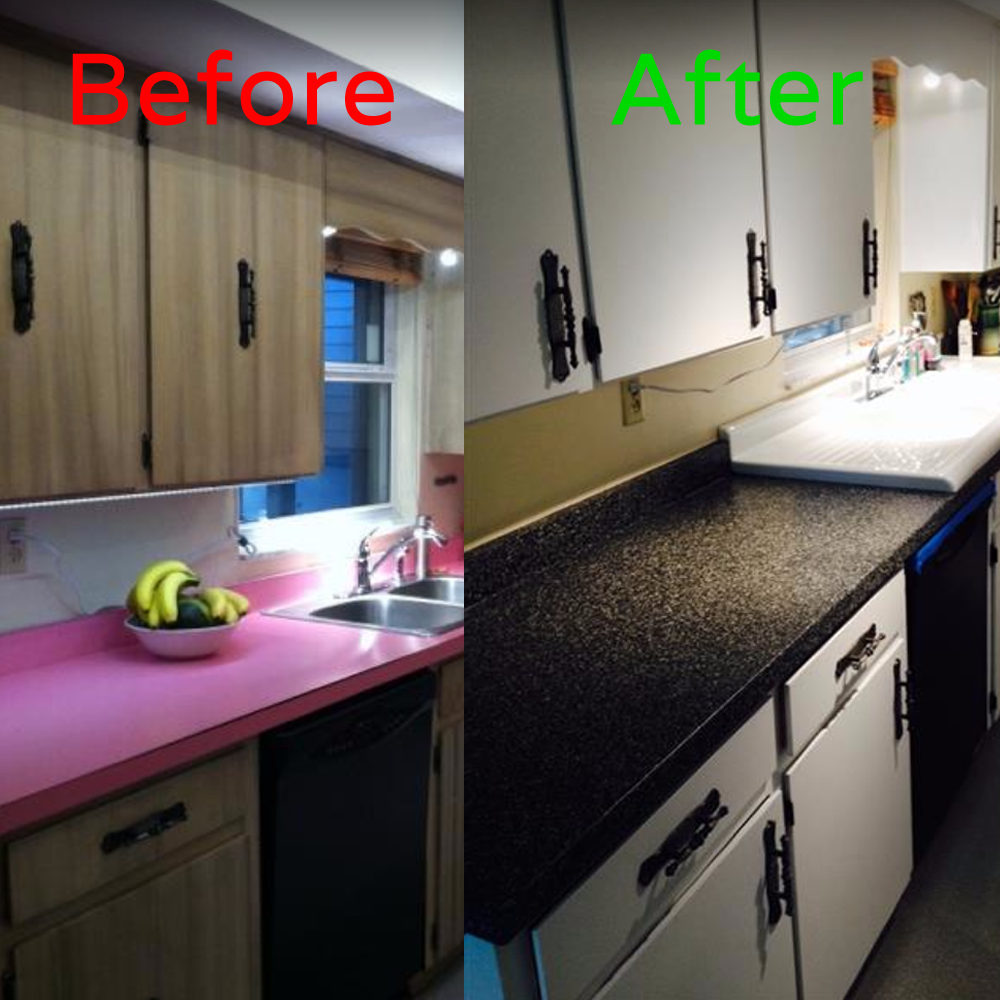 Best Rated Countertop Surfaces Kitchen