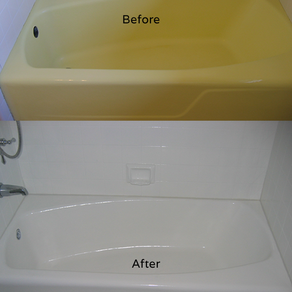 Bathtub Resurfacing Chesapeake | Porcelain Bathroom Tile Virginia ...