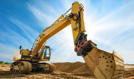 Collateral Heavy Equipment Financing