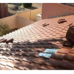 tile roof ventilation