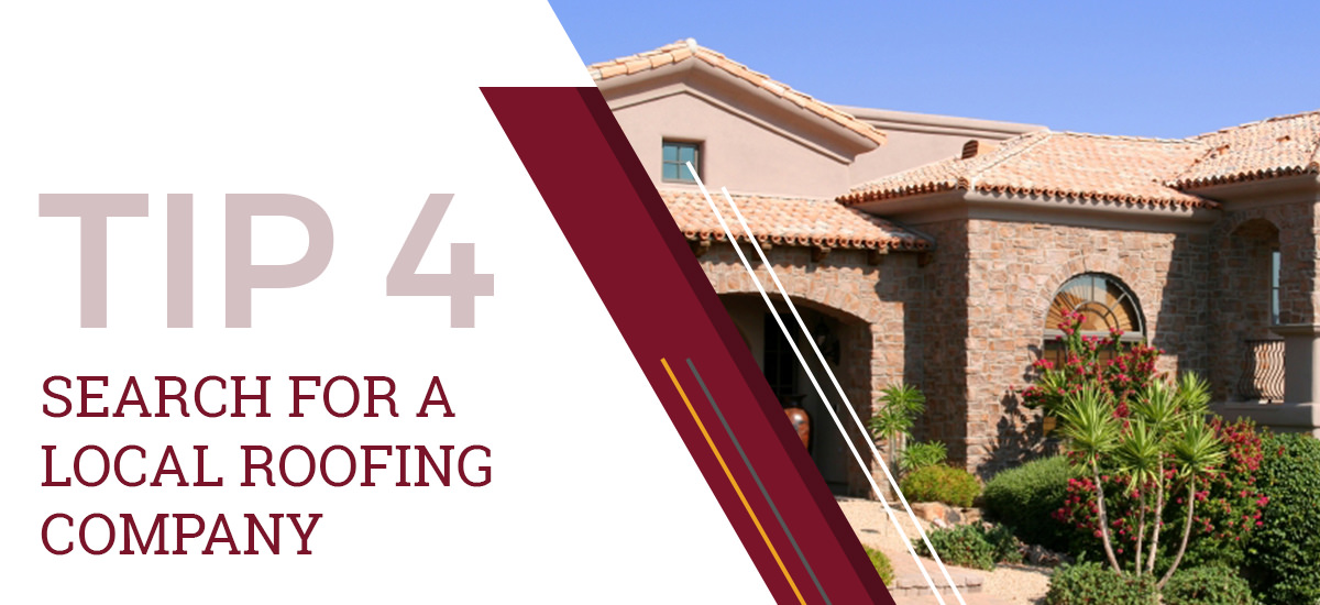 residential roofer in chandler