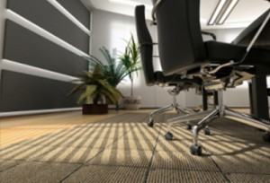 Expert commercial carpet cleaning service.