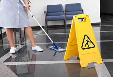 Excellent commercial floor cleaning services!