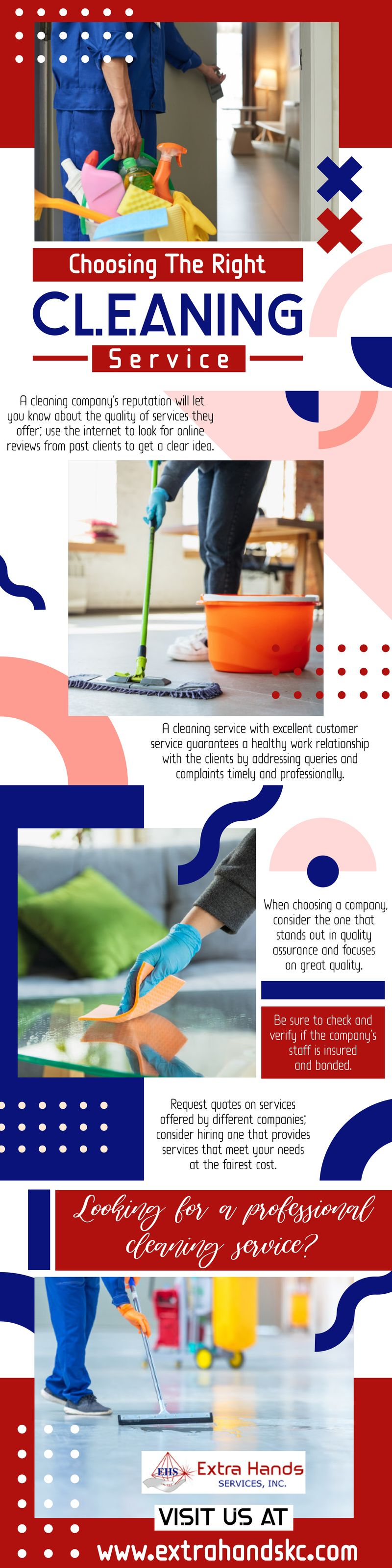 Choosing The Right Cleaning Service