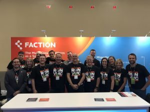 Faction Booth VMworld