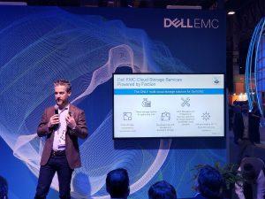 John Drake Dell EMC Storage