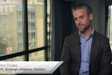 John Drake, Faction SVP Strategic Alliances