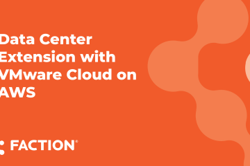 Webinar - data center extension with vmc