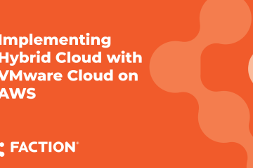 On-demand Webinar - Implement Hybrid Cloud with VMC