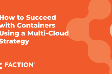 Webinar - multi-cloud and containers