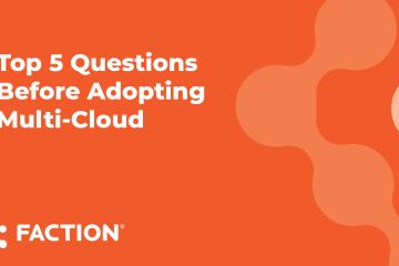 Webinar - Top 5 questions before mulit-cloud
