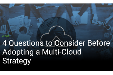 4 questions before mulit-cloud